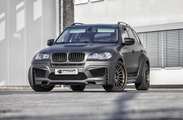 BMW X5 por Prior Design 1