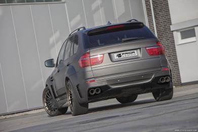 BMW X5 por Prior Design