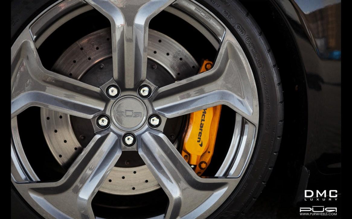 McLaren MP4-12C Velocita SE, la última creación de DMC