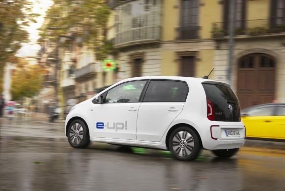 e-Up!, el coche eléctrico de Volkswagen 2