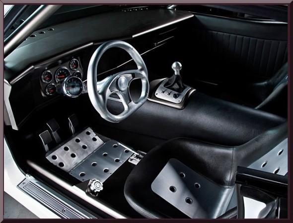 Ford Falcon XC Coupé totalmente personalizado a la venta 2