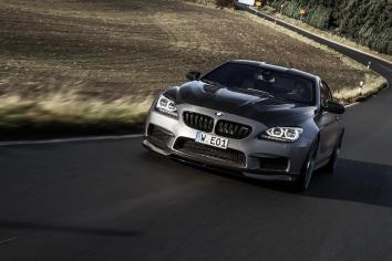 Manhart Racing nos presenta su impresionante BMW M6