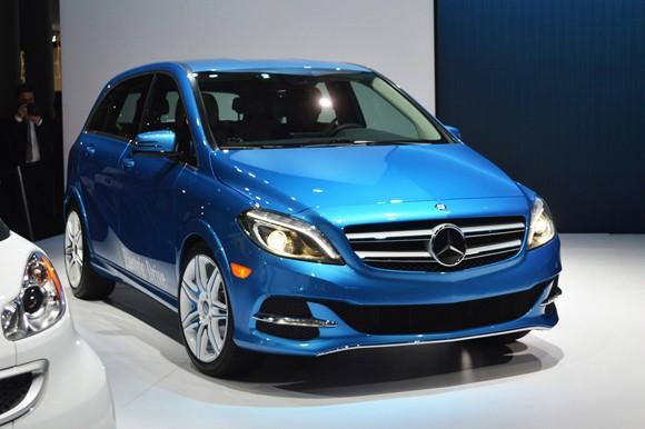 Mercedes vende un mlllón de Clase B 1