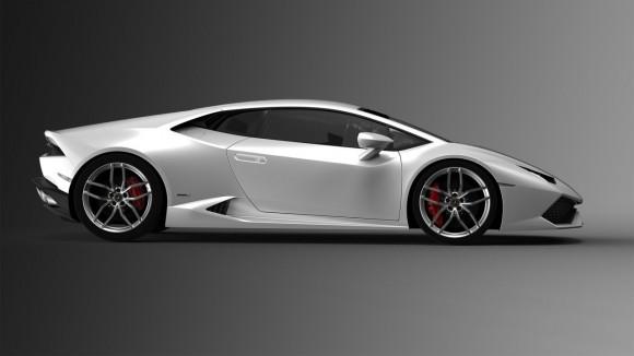 Primeras imágenes y datos oficiales del Lamborghini Huracan 1