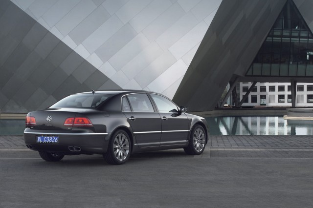 El nuevo Volkswagen Phaeton se pondrá a dieta 2