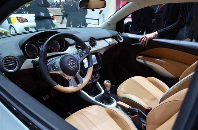 El Opel Adam Cabrio podría estar en Ginebra 1