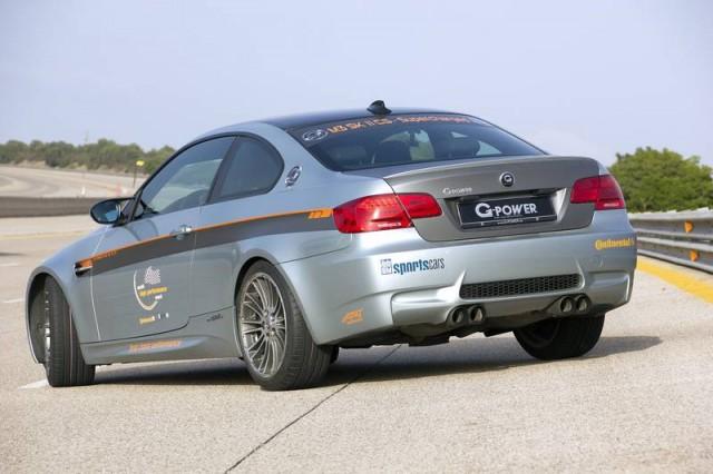 G-Power nos muestra el nuevo BMW M3 Hurricane 337 Edition 3