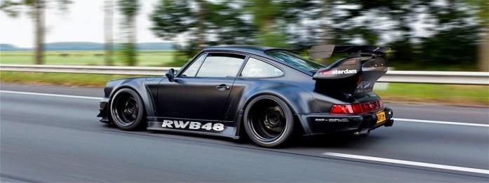 RUF 964 por RWB