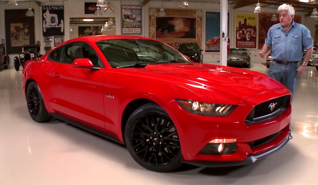 Jay Leno nos habla del Ford Mustang GT 2015 1