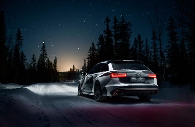 John Olsson se atreverá con un Audi RS6 este año