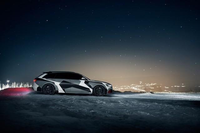 John Olsson se atreverá con un Audi RS6 este año 3