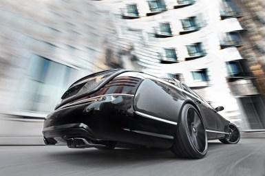 Knight Luxury nos muestra su Maybach Type 57S de un millón de dólares