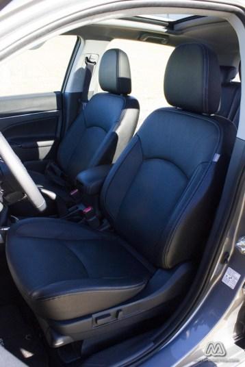 Prueba: Citroën C4 Aircross 1.6 HDI 115 CV 4WD Exclusive (equipamiento, comportamiento, conclusión)