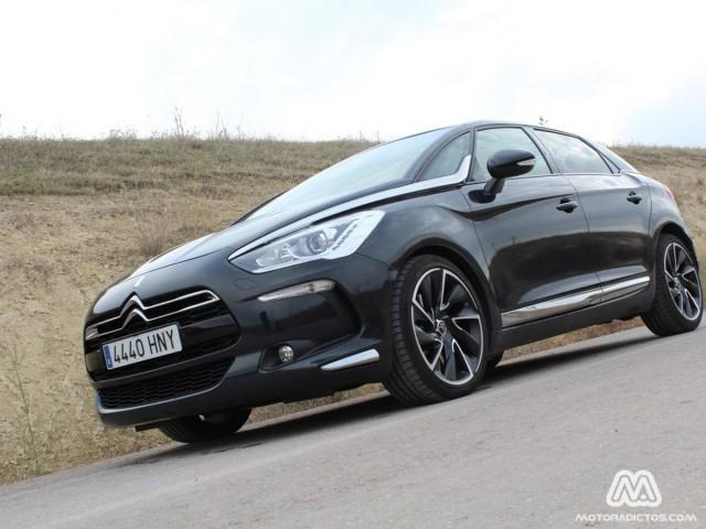Prueba: Citroën DS5 2.0 HDI 160 caballos (diseño, habitáculo, mecánica) 1