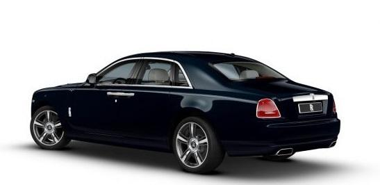 600 caballos para el Rolls-Royce Ghost más radical