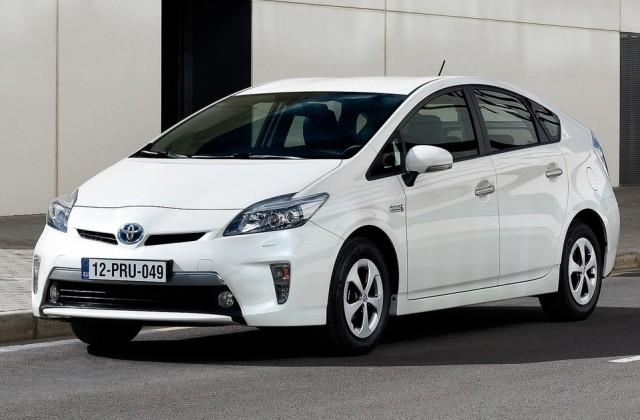 Toyota se mantiene en la cúspide mundial con casi 10 millones de unidades comercializadas 2