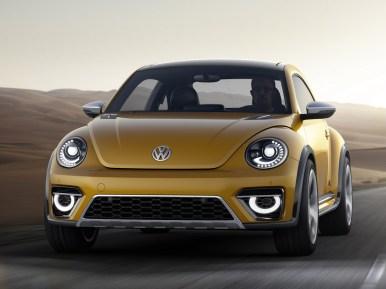 Volkswagen Beetle Dune Concept: El escarabajo con estética campera aterriza en nuestras pantallas