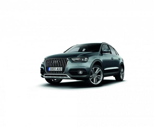 Audi Q3, Q5 y Q7: Nuevas ediciones especiales 1