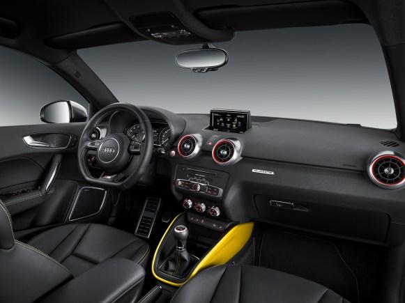 Audi S1 Sportback: Anticipando su estética ante su puesta oficial dentro de unas horas