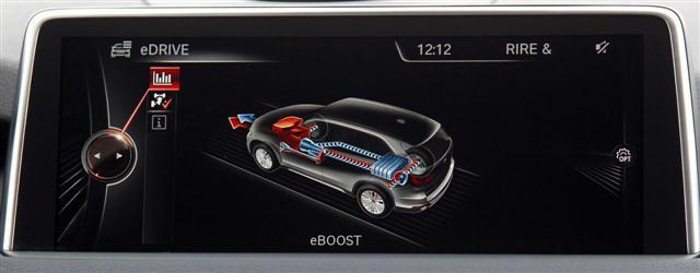 BMW adelanta el X5 híbrido enchufable 1