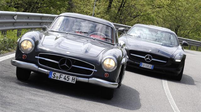 Más información oficial del Mercedes AMG GT