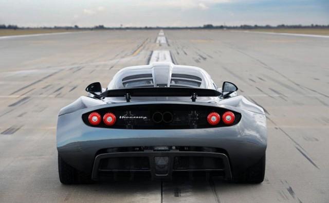 El Hennessey Venom GT alcanza 435 KM/H superando el récord del Bugatti Veyron SS 1