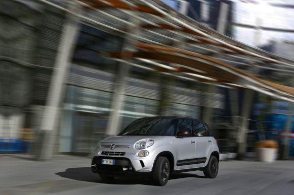 """Fiat 500L """"Beats Edition"""": Edición especial para el italiano"""