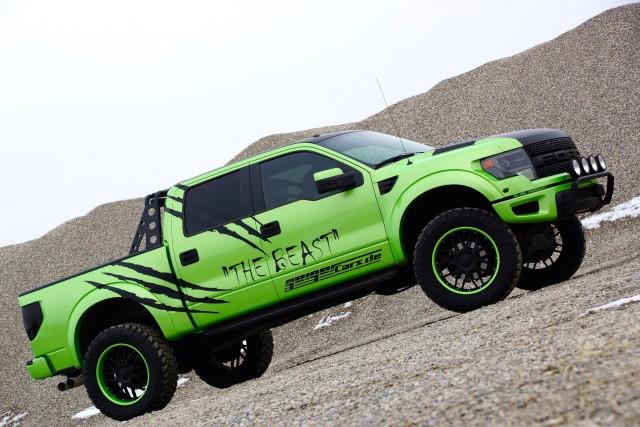GeigerCars se atreve con el nuevo Ford F-150 SVT Raptor 2