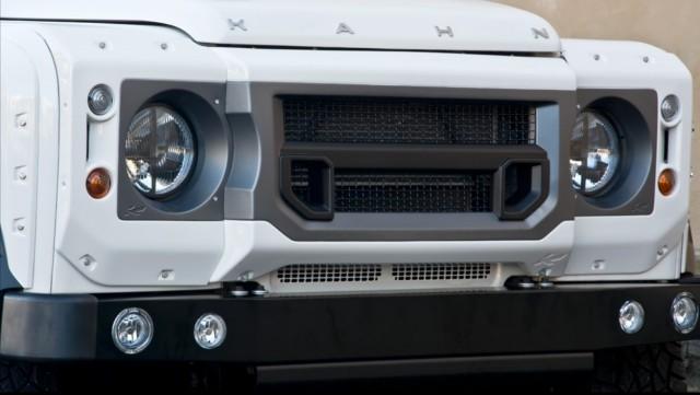 Kahn Design rinde homenaje al Land Rover Defender 4