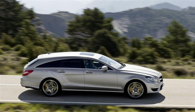 La renovación del Mercedes CLS llegará en octubre 1