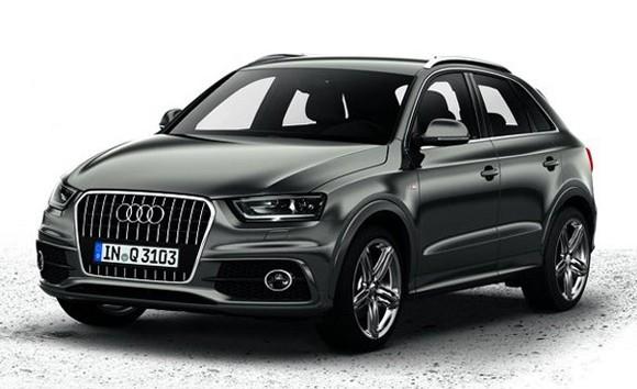 Llega a España el Audi Q3 S-Line Edition 1