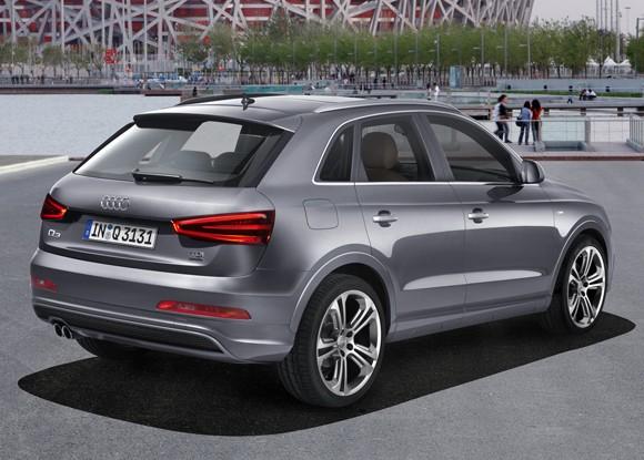 Llega a España el Audi Q3 S-Line Edition 2