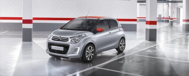 Nuevo Citroën C1: Un diseño mucho más personal 1