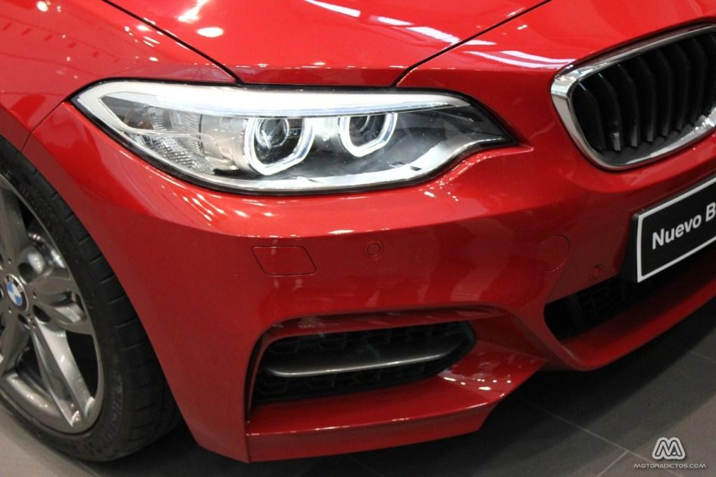 Más información del BMW M2 Coupé, debutará en 2015
