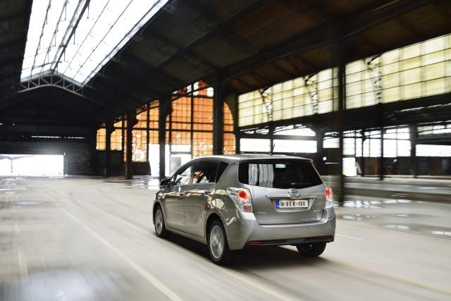 Toyota Verso 2014: Nuevo 115D y mayor equipamiento 2
