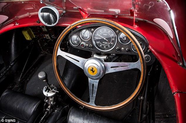 Venden un Ferrari 250 Testa Rossa por la friolera de 29 millones de euros 2