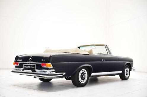 Brabus Classic: O cómo restaurar tu Mercedes en una de las mejores manos