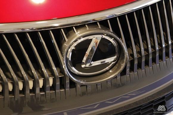 Presentación en Madrid del Lexus RC