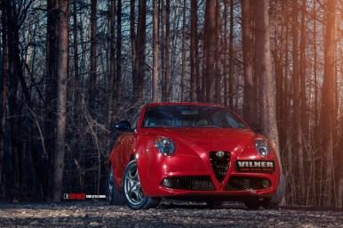 Alfa Romeo MiTo por Vilner