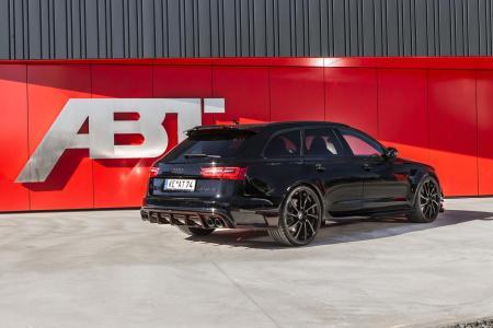 ABT RS6-R Avant, cuando 560 caballos saben a poco