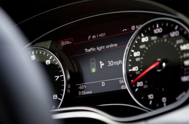 Audi Online traffic light: Haciendo más amigables los semáforos en rojo 1