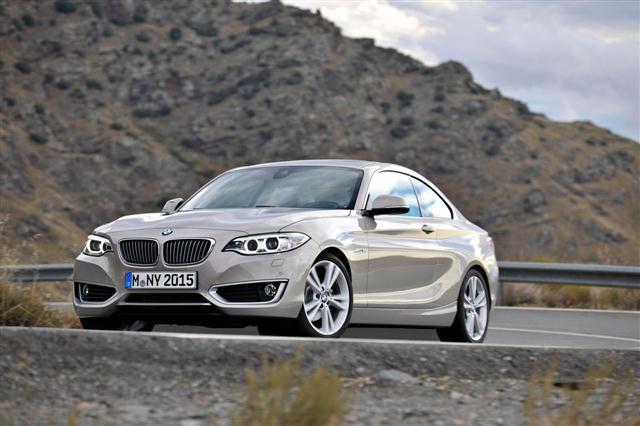 BMW contará con dos únicas plataformas