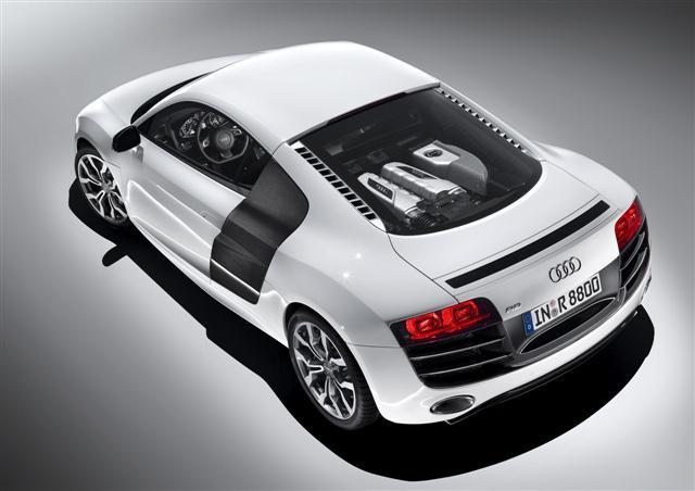 Habrá un Audi R8 turbo 1