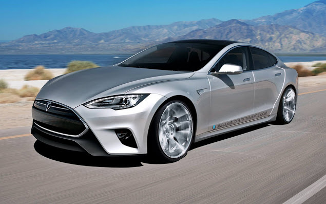 Mejora estéticamente tu Tesla Model S gracias a Unplugged Performance 3