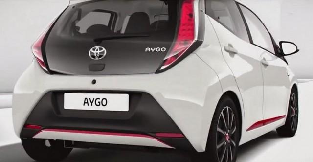 Nuevo Toyota Aygo: Filtrado antes de tiempo 3