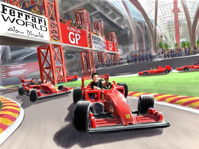 ¡Oficial! Ferrari Land España, en PortAventura y para 2016 2