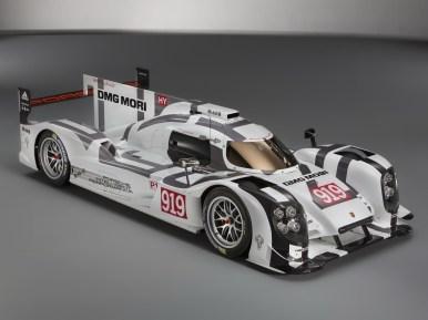 Porsche nos muestra el prototipo con el que intentará ganar las 24 Horas de Le Mans 2014