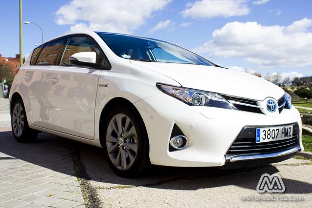 Prueba: Toyota Auris HSD híbrido (equipamiento, comportamiento, conclusión) 2