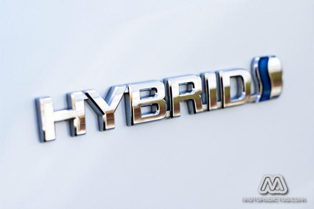 Prueba: Toyota Auris HSD híbrido (equipamiento, comportamiento, conclusión) 5
