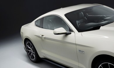 Llega el Ford Mustang 50 Year Limited Edition